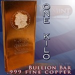 One Kilo Bar: Morgan